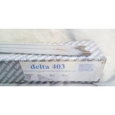 SOLDADURA 1/8 ACERO INOXIDABLE ( PRECIO X KG) DELTA 403  (308 1/8)