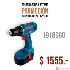 TALADRO-ATORNILLADOR GSR 14.4-2 Professional B1918GGO