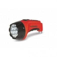 (LAMPARAS) LAMPARA DE MANO  RECARGABLE MOD. S1612