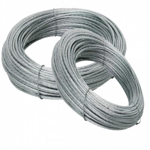 Rollo cable de acero 1 4 x 76mts for Cable de acero precio