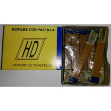 "BURIL CUADRADO 3/4"" EN C6 HD"